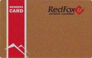 Дисконтная программа магазинов Red Fox и Планета Спорт