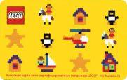 Бонусная карта LEGO