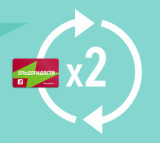 Двойные бонусы при оплате онлайн в Эльдорадо